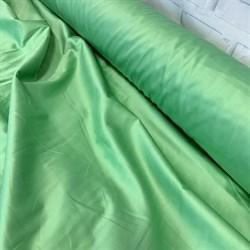 Мако-сатин Зелёное яблоко - фото 10207