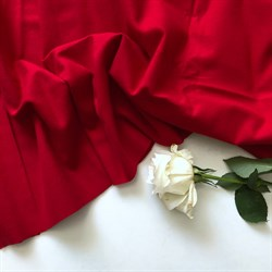 Фланель Красная - фото 10543