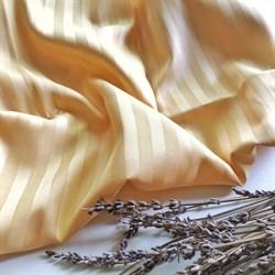 Страйп-сатин мерсеризованный золотой - фото 11568