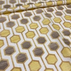 Duck соты жёлто-коричневые - фото 12124