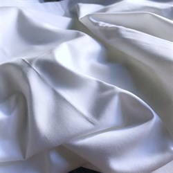 Сатин белый люкс  260см - фото 13740