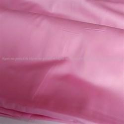 Сатин розово-сиреневый мерсеризованный - фото 6233