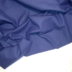 Фланель темно-синяя - фото 6902