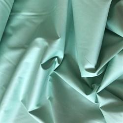 Сатин светло-бирюзовый - фото 7200