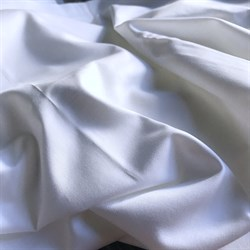 Сатин белый 280см - фото 7870