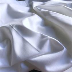 Сатин белый люкс  250см - фото 7873