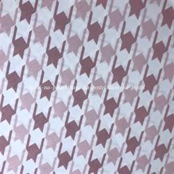 Поплин Гусиные лапки пудровые мелкие - фото 8274