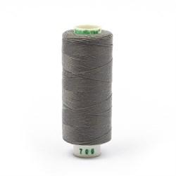 Нитки Dor Tak 40/2 366 м цвет № 700 серый - фото 8859