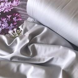 Сатин светло-серый мерсеризованный 280 см - фото 9209