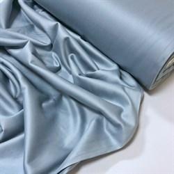 Сатин серый холодный мерсеризованный - фото 9410