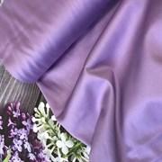 Сатин лиловый мерсеризованный (отрез 2,3 м)