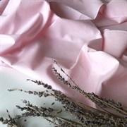 Поплин однотонный розовый (отрез 1,06 м)
