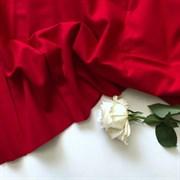 Фланель Красная (отрез 1 м)