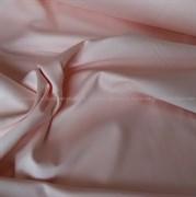 Сатин чайная роза мерсеризованный (отрез 2,02 м)