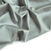 Тенсель с хлопком светло-серый