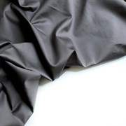 Сатин люкс темно-серый