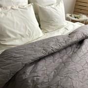 Стеганое полотно поплин Серый (отрез 1,5 м)