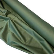Мако-сатин Зелёный (отрез 4,92 м)