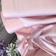 Сатин светло-розовый и сатин розовый мерсеризованные