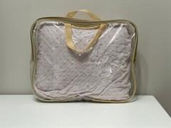 Чемодан для детских одеял / пледов 28х38х9 см