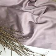 Сатин бледно-лиловый мерсеризованный (отрез 0.8 м)