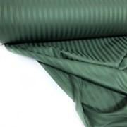 Страйп-сатин мерсеризованный изумруд (отрез 2.76 м)