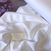Сатин белый мерсеризованный 280 см (отрез 2 м) БРАК