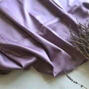 Сатин Пыльно-лиловый мерсеризованный (отрез 2.05 м)