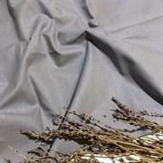 Поплин дымчато-серый (отрез 2.3 м)