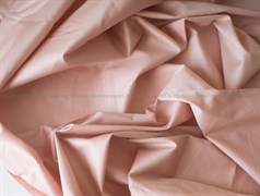 Сатин бежево-розовый