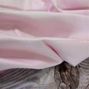 Сатин светло-розовый мерсеризованный