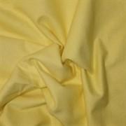 Фланель светло-желтая