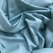 Сатин ярко-голубой